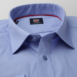 London shirt with smooth pattern (height 198-204) 10301, Willsoor