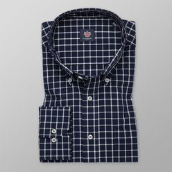 London shirt with checked pattern (height 188-194) 10361