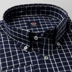 London shirt with checked pattern (height 188-194) 10361, Willsoor