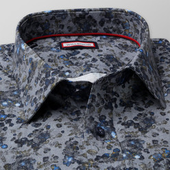 Classic printed shirt (height 176-182) 10397