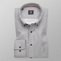 London shirt with striped pattern (height 176-182) 10449, Willsoor