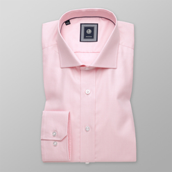London shirt with pink checkered pattern (height 176-182) 10467