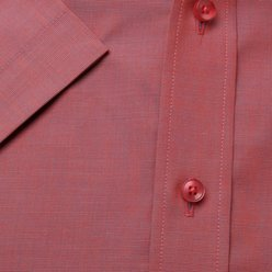 London shirt in coral with shimmering effect (height 176-182) 10484