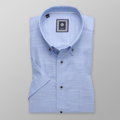 Classic shirt in pale blue (height 176-182) 10489, Willsoor