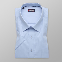 Classic shirt with smooth pattern (height 176-182) 10496, Willsoor