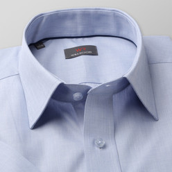 Slim Fit shirt with smooth pattern (height 176-182) 10499, Willsoor