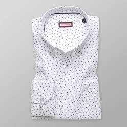 Classic shirt with drops (height 198-204) 10527, Willsoor