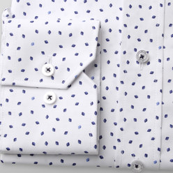 Classic shirt with drops (height 176-182) 10529, Willsoor