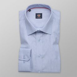 London shirt with fine striped pattern (height 176-182) 10578, Willsoor