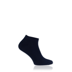 Dark blue ankle socks 10776