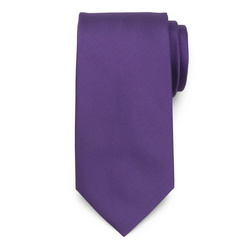 Tie in purple color 10778, Willsoor
