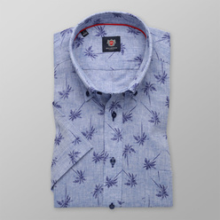 London shirt with palm trees print (height 176-182) 10842, Willsoor