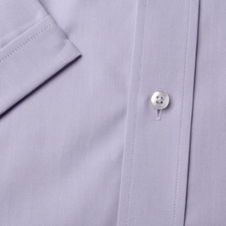 London shirt in light purple color (height 176-182) 10851, Willsoor