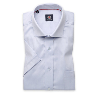 London shirt with smooth pattern (height 176-182) 10857, Willsoor