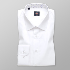 London shirt in white color (height 176-182 and 188-194) 11002