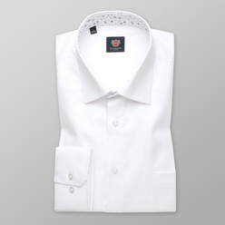 London shirt in white color (height 176-182 and 188-194) 11003