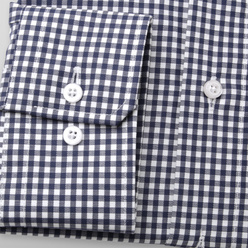 London shirt with check pattern (height 198-204) 11037, Willsoor