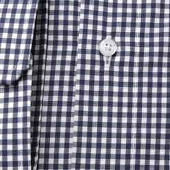 London shirt with check pattern (height 198-204) 11038, Willsoor