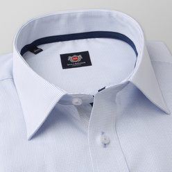 London shirt with light blue pattern (height 176-182 and 188-194) 11039, Willsoor