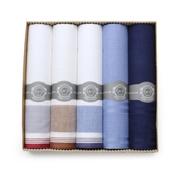 Handkerchiefs in different colors Willsoor 11150