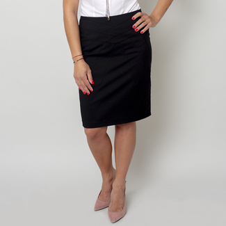 Eegant black skirt 11401, Willsoor