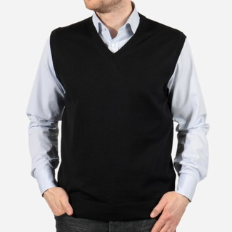 Vest Willsoor - black 1213
