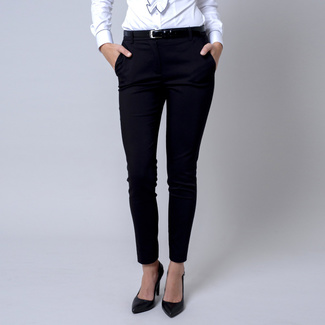 Women's pants Long Size black color 12140, Willsoor