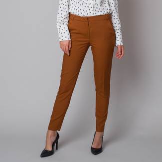 Women's formal pants cinnamon color 12181, Willsoor