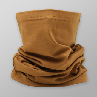 Multifunction kerchief brown color 12186