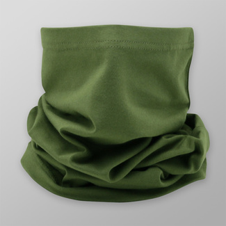 Multifunction kerchief green color 12188, Willsoor