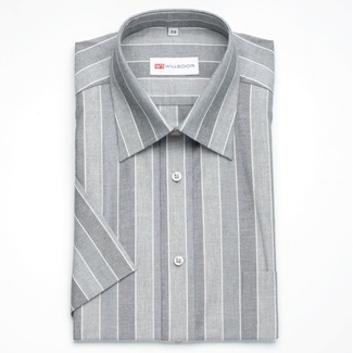 Men shirt WR Slim Fit with short sleeve (height 176/182) 1244