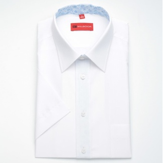 Men shirt WR Slim Fit with short sleeve (height 176/182) 1256