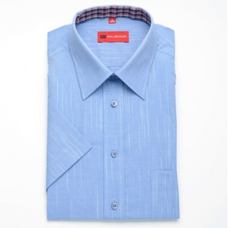 Men shirt WR Slim Fit with short sleeve (height 176/182) 1264
