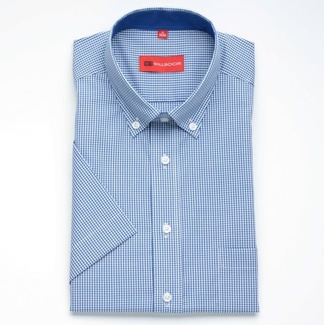 Men shirt WR Slim Fit with short sleeve (height 176/182) 1309