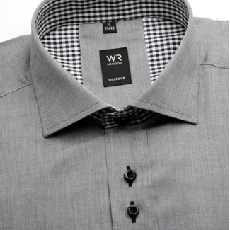 Shirts WR London grey (height 176-182) 2177