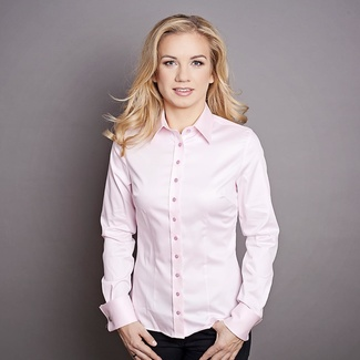 Women shirt Willsoor pink 2236