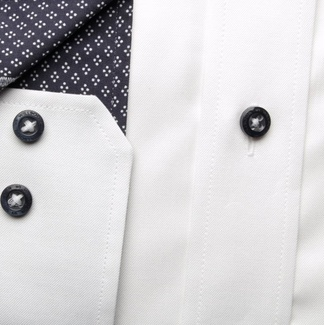 Men shirt WR London in white color (height 176-182) 4475