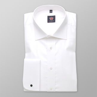 Men shirt WR London in white color (height 164-170) 4558
