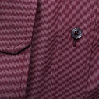Men shirt WR London in claret color with strip (height 188-194) 4666