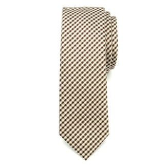 Men narrow tie (pattern 1091) 4773, Willsoor