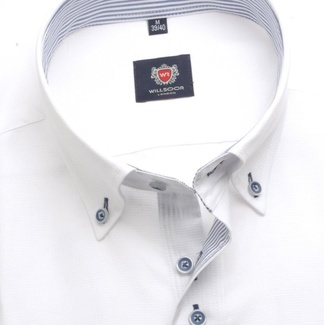 Men shirt WR London in white color (height 176-182) 4981