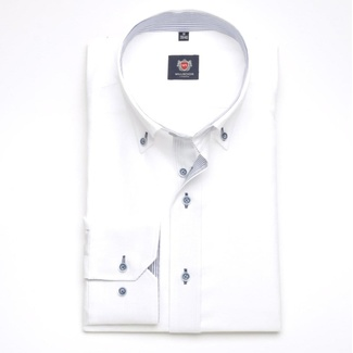 Men shirt WR London in white color (height 176-182) 4982
