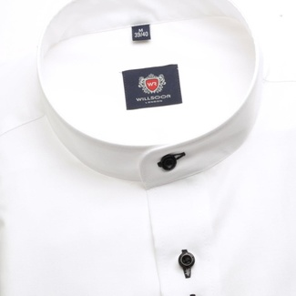 Men shirt WR London in white color (height 176-182 I 188-194) 5221