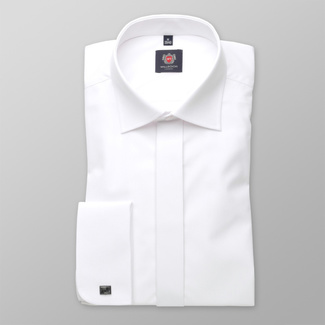 Men shirt WR London in white color (height 188-194) 5261