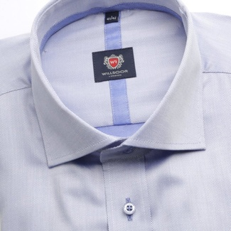 Men shirt WR London in blue color (height 176-182) 5284