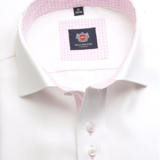 Men shirt WR London in white color (height 176-182) 5287