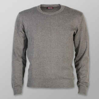 Men sweater Willsoor 5755 in gray color