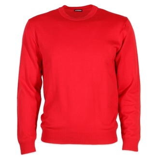 Men sweater Willsoor 5760 in red color