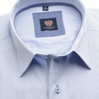 Men shirt London (height 176-182) 5774 in white color