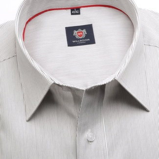 Men shirt London (height 176-182) 5930 in white color